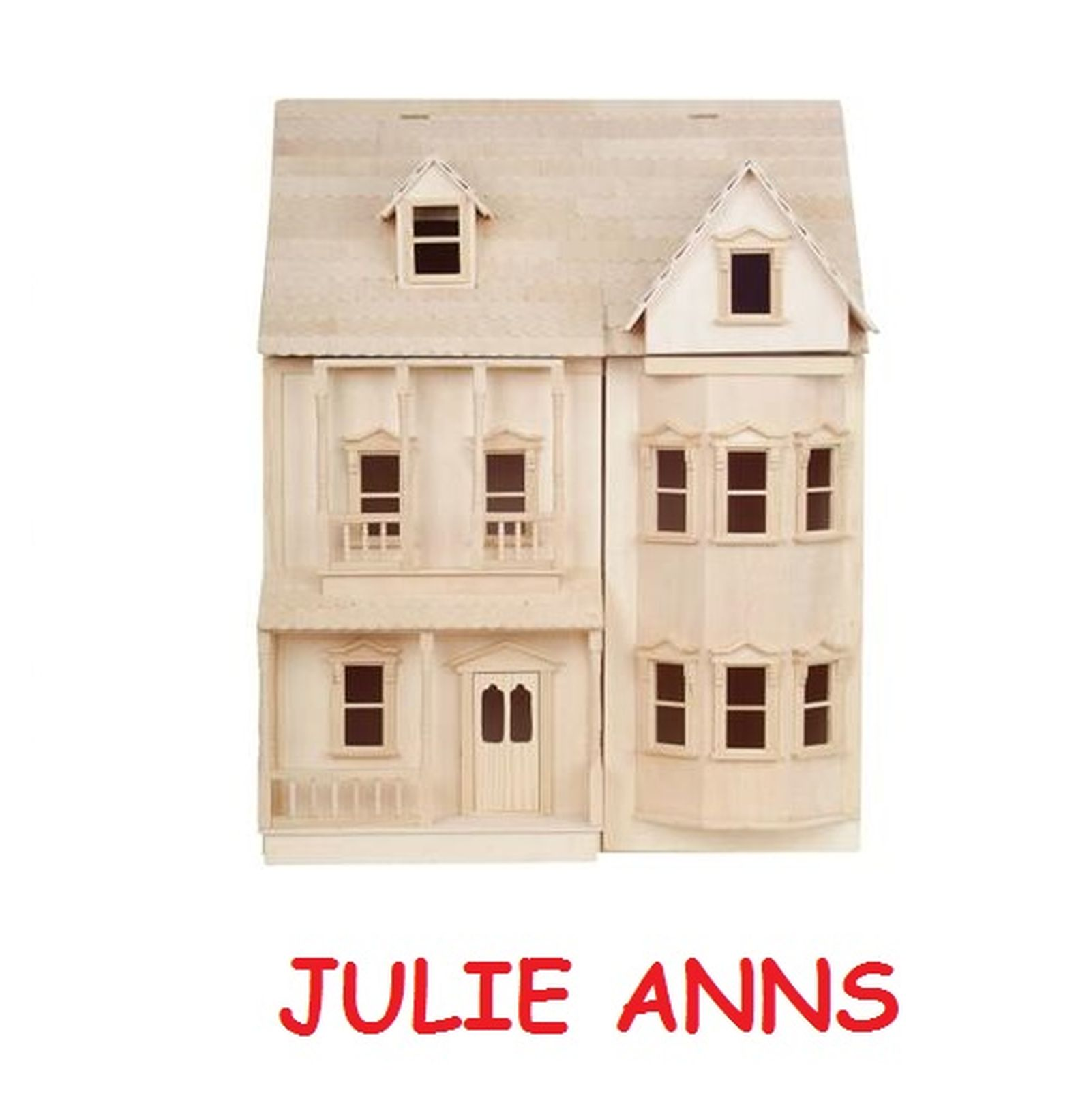 Ashburton Dolls House, AS SHOWN ON  ITV 60 minute Makeover