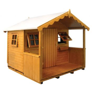Chalet suitable for dolls house