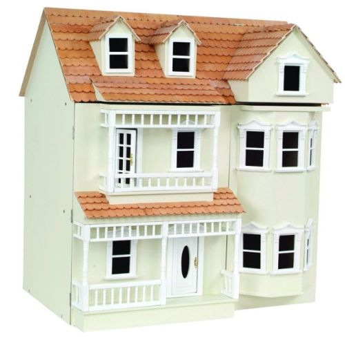 Exmouth Dolls House in creme