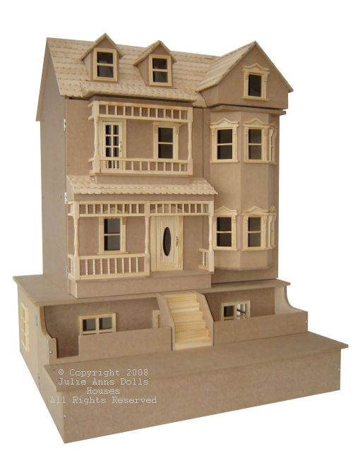 the exmouth dolls house basement