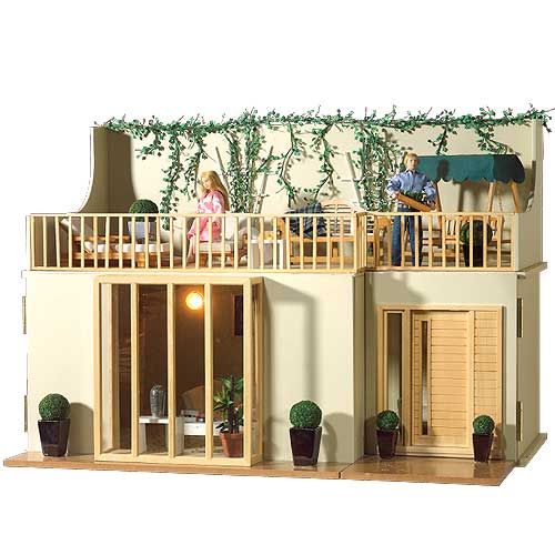 Lake View Garden room Dolls House Emporium