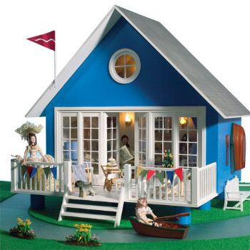 The Retreat Kit Dolls House Emporium